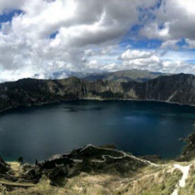 AN ACTIVE WEEKEND EXCURSION - COTOPAXI VOLCANO & QUILOTOA LAKE 2 - Ecuador & Galapagos Tours