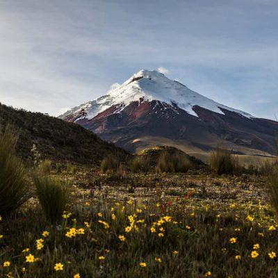 AN ACTIVE WEEKEND EXCURSION - COTOPAXI VOLCANO & QUILOTOA LAKE - Ecuador & Galapagos Tours