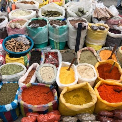 BLOG INTERNSHIP YELITH Otavalo-market - Ecuador & Galapagos Tours