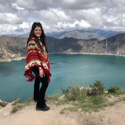 BLOG INTERNSHIP YELITH Quilotoa lake-latagunga - Ecuador & Galapagos Tours