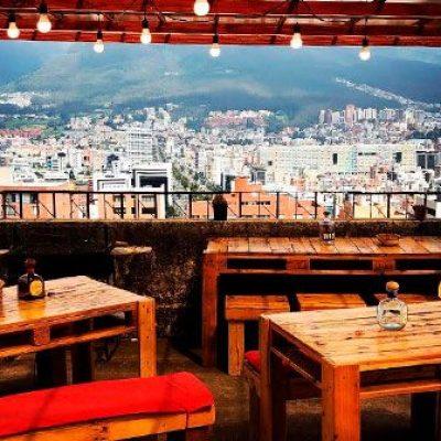 BLOG INTERNSHIP YELITH Quito-terrace-stgallenahause - Ecuador & Galapagos Tours