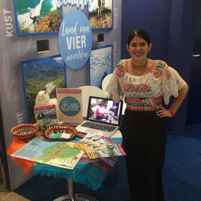 BLOG INTERNSHIP YELITH Vakantiebeurs 4 - Ecuador & Galapagos Tours