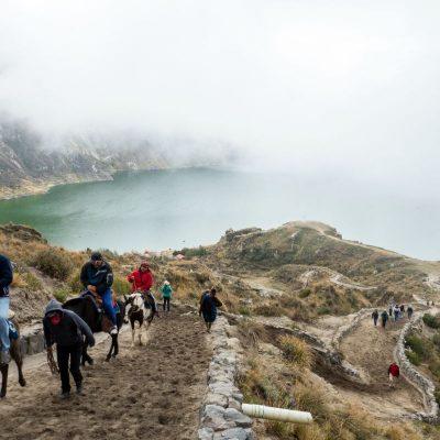COTOPAXI QUILOTOA LOOP HIKE PROGRAM 11 - Ecuador & Galapagos Tours