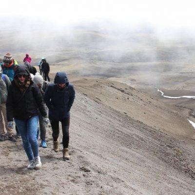 COTOPAXI QUILOTOA LOOP HIKE PROGRAM 2 - Ecuador & Galapagos Tours