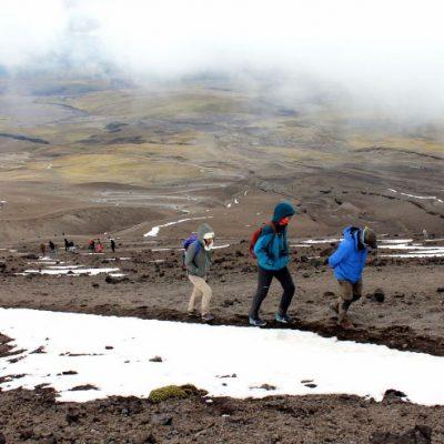 COTOPAXI QUILOTOA LOOP HIKE PROGRAM 3 - Ecuador & Galapagos Tours