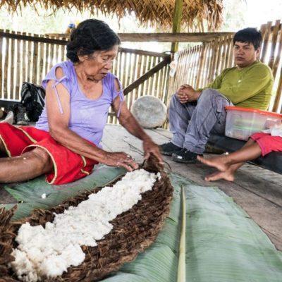 CUYABENO JUNGLE TOUR Community - Family - Ecuador & Galapagos Tours