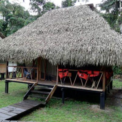 CUYABENO JUNGLE TOUR Lodge - Cabaña - Ecuador & Galapagos Tours