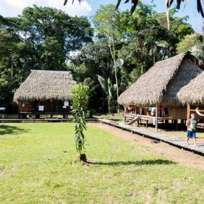 CUYABENO JUNGLE TOUR Lodge - Cabañas - Ecuador & Galapagos Tours