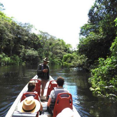 EXPLORING THE AMAZON RAINFOREST IN CUYABENO 2 - Ecuador & Galapagos Tours