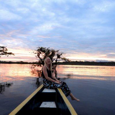EXPLORING THE AMAZON RAINFOREST IN CUYABENO 5 - Ecuador & Galapagos Tours