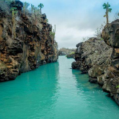 GALAPAGOS ISLAND HOPPING Activity - Las Grietas - Ecuador & Galapagos Tours