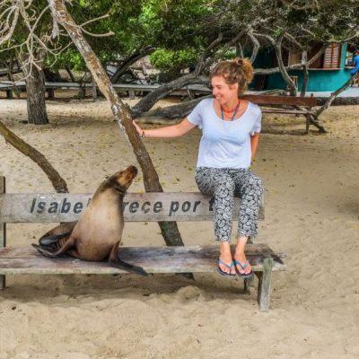 GALAPAGOS ISLAND HOPPING Town - Isabela Sea Lion - Ecuador & Galapagos Tours