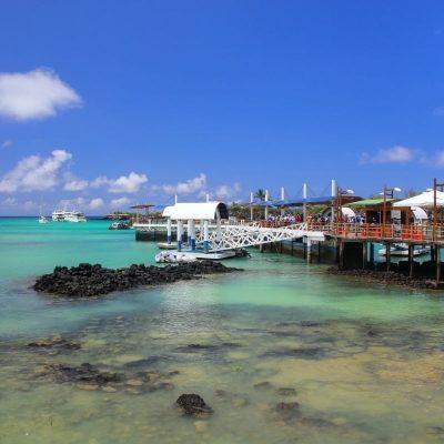 GALAPAGOS ISLAND HOPPING Town - Santa Cruz Port - Ecuador & Galapagos Tours