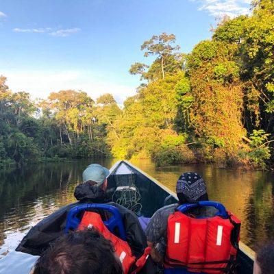 MY JUNGLE TRIP TO CUYABENO 4 - Ecuador & Galapagos Tours