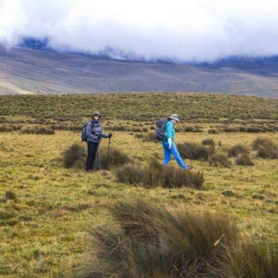 PINAN HIKE PROGRAM 9 - Ecuador & Galapagos Tours