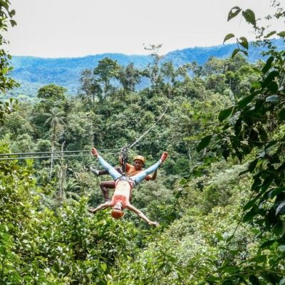 ROUND TRIP 12 - Ecuador & Galapagos Tours