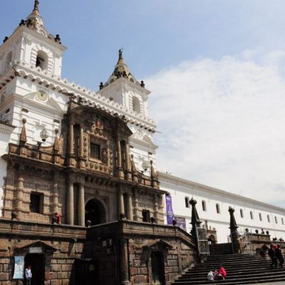 ROUND TRIP 17 - Ecuador & Galapagos Tours