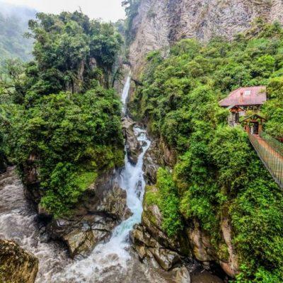 ROUND TRIP 29 - Ecuador & Galapagos Tours