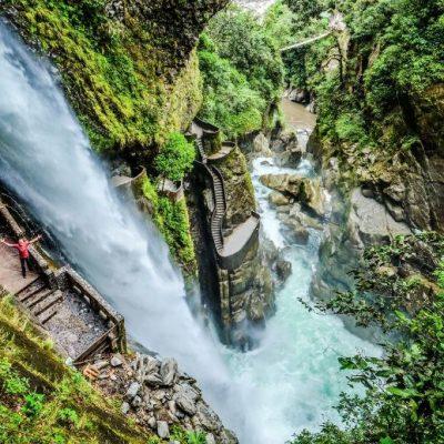 ROUND TRIP 31 - Ecuador & Galapagos Tours