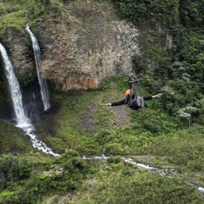 ROUND TRIP 33 - Ecuador & Galapagos Tours
