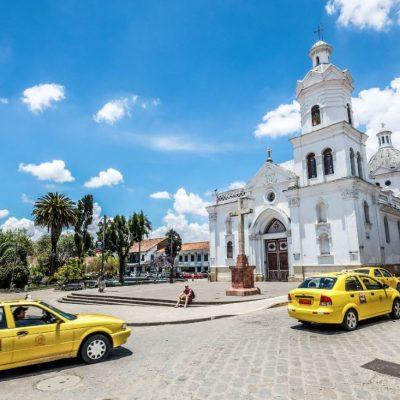 ROUND TRIP 43 - Ecuador & Galapagos Tours