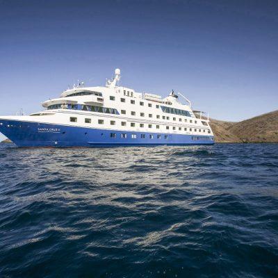 SANTA CRUZ II 1 - Ecuador & Galapagos Tours