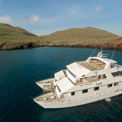 SEAMAN JOURNEY 8 - Ecuador & Galapagos Tours