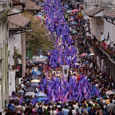 SEMANA SANTA - HOLY WEEK IN ECUADOR 2 - Ecuador & Galapagos Tours