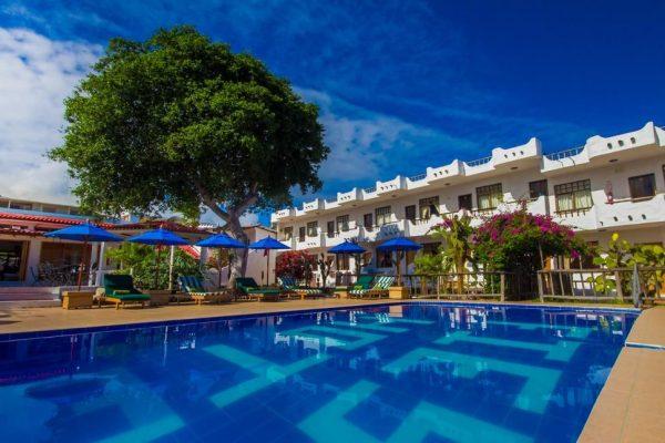 Hotel Fiesta - Santa Cruz