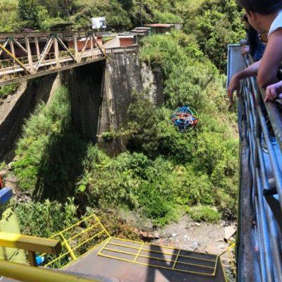 WHY BAÑOS A MUST VISIT IS WHEN TRAVELING TO ECUADOR Baños-extreme-sport-activitie-fun-adoreecuador - Ecuador & Galapagos Tours