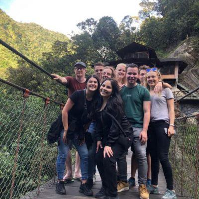 WHY BAÑOS A MUST VISIT IS WHEN TRAVELING TO ECUADOR Baños-pailón-del-diablo-waterfall-adoreecuador - Ecuador & Galapagos Tours